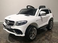 Детский электромобиль Toyland Mercedes-Benz GLE63S AMG на резиновых колесах
