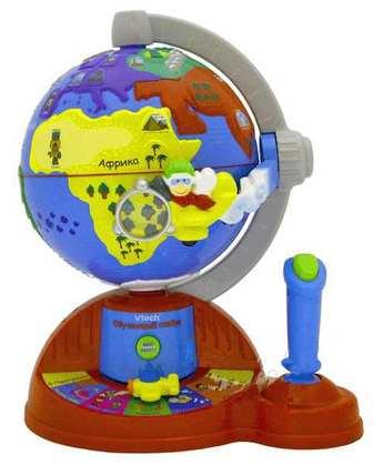 VTECH Обучающий глобус. Интерактивная игрушка.
