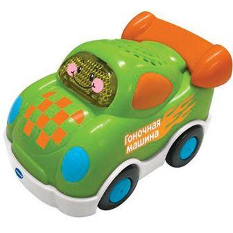 VTECH Гоночная машинка с технологией SmartPoint TM.