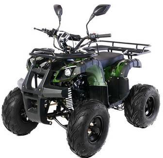 MOTAX ATV Grizlik-7 NEW (110 сс). Бензиновый квадроцикл для подростков.