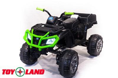 Детский квадроцикл 0909 Grizzly Next 4x4 на больших колесах