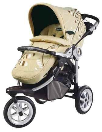 Трехколесная прогулочная коляска Peg Perego GT3
