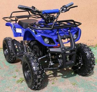 Детский электро квадроцикл MOTAX ATV Х-16 800W