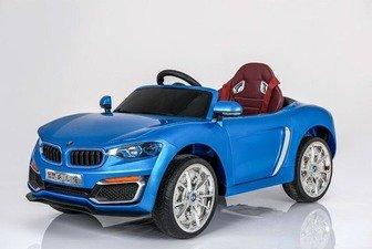 Детский электромобиль BMW HC6688 на резиновых колесах