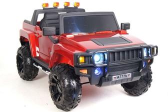 Детский электромобиль-джип HUMMER A777MP на резиновых колесах