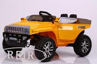 Детский джип Hummer A888MP, 12 V на резиновых колесах.