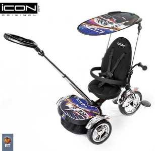 Велосипед Icon 3 RT Original с большим сидением и EVA колесами