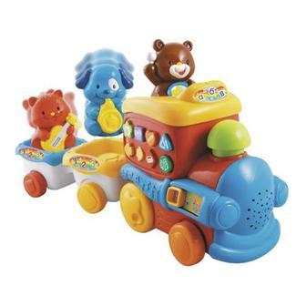 Развивающая игрушка Музыкальный поезд VTech