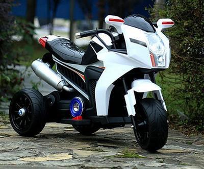 Детский электромотоцикл Sport bike BJ6288 на резиновых колесах.