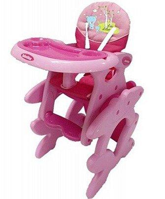 Детский стульчик для кормления-трансформер BARTY Loreti J-D008