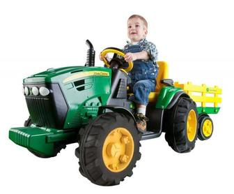 Электромобиль Peg Perego John Deere Ground Force IGOR0047.