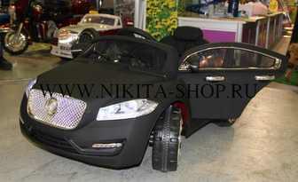 Детский электромобиль JAGUAR A999MP VIP.