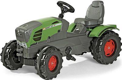 Rolly Toys Junior JCB Backhoe Loade 601028 / 601059. Детский педальный трактор.