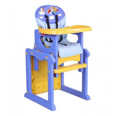 Детский стульчик для кормления-трансформер BARTY J-D001