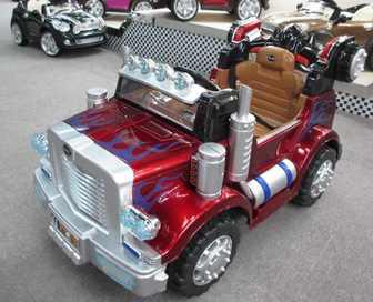 Детский электромобиль грузовик JJ215