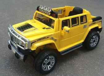 Детский джип JJ255 Hummer H3.
