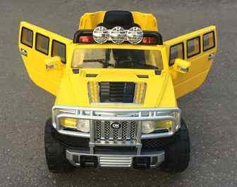 Детский электромобиль JJ255 Hummer H3.