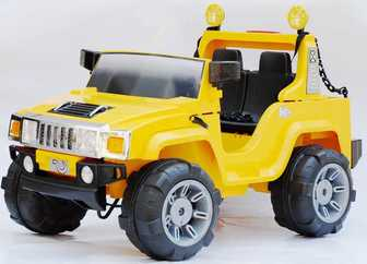 Детский электромобиль 26 Hummer.