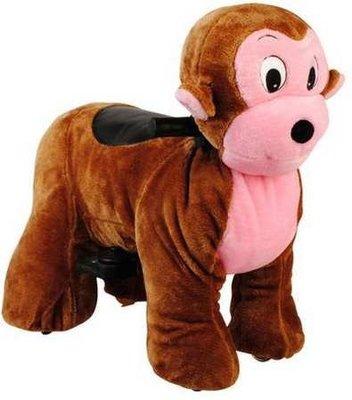 Детский зоомобиль Joy Automatic Monkey 007