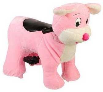 Детский зоомобиль Joy Automatic Pink Mouse 003