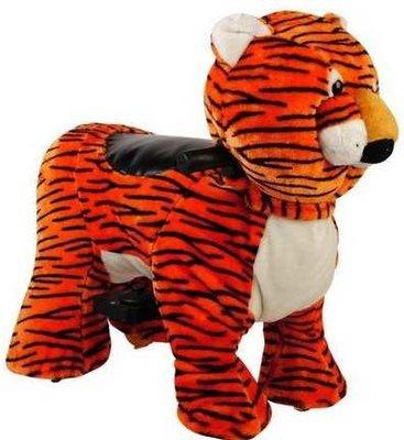 Детский зоомобиль Joy Automatic Tiger 006