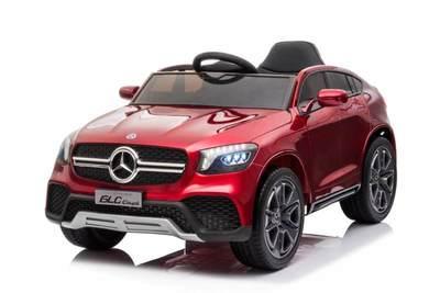 Mercedes-Benz Concept GLC Coupe K777KK. Детский автомобиль на резиновых колесах.