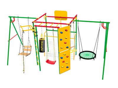 Kampfer Monkey Young 60. Уличный детский спортивный игровой комплекс