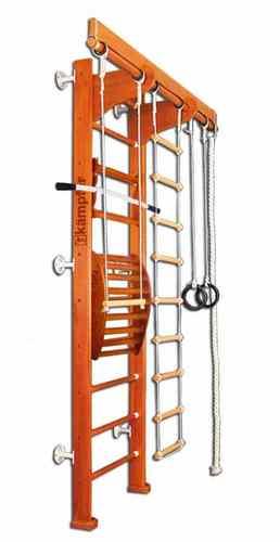 Детский спортивный комплекс Kampfer Wooden ladder Maxi (wall).