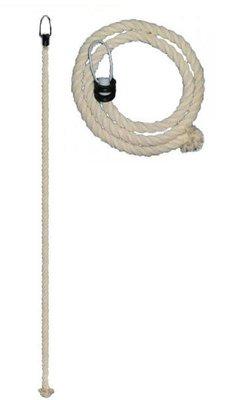 Канат с крепежом 2,5 м.
