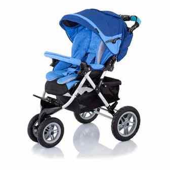 Прогулочная детская коляска Jetem Prism W(Capella S-901W Premium)