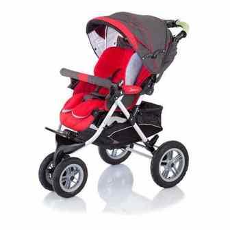 Прогулочная детская коляска Jetem Prism WFM (Capella S-901WFM Premium)