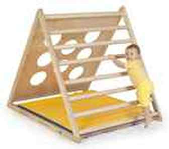 Детский комплекс Kidwood Треугольник