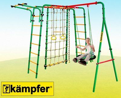 Kampfer Kindisch. Уличный детский спортивный игровой комплекс