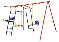 """Спортивно-игровой комплекс для детей """"Игромания-3 Пресс"""" дачный КМС-403"""