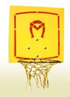 """Кольцо баскетбольное со щитом """"ПИОНЕР"""" для дачных комплексов."""