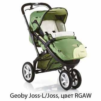 Прогулочная коляска Geoby Joss