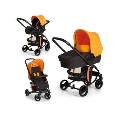 Комбинированная детская коляска 3 в 1 Hauck Miami 4S TrioSet