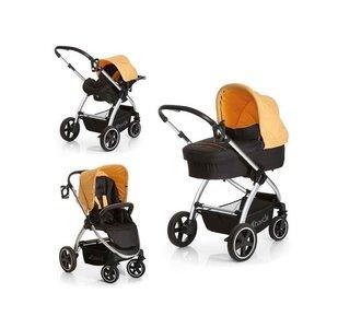 Комбинированная детская коляска 3 в 1 Hauck Priya TrioSet