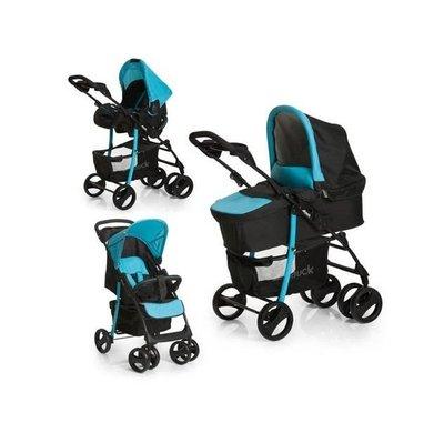 Комбинированная детская коляска 3 в 1 Hauck Shopper Trio set