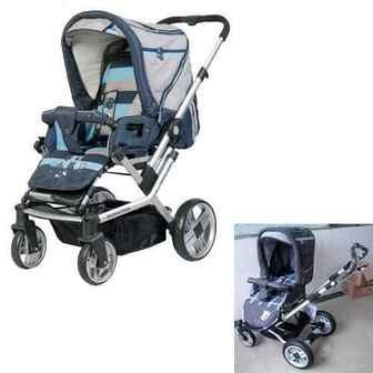 Детская коляска-трансформер BABY CARE Eclipse