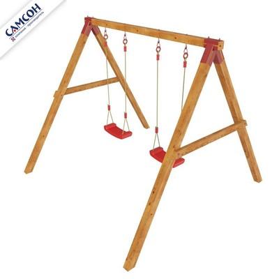 """Детские деревянные качели Самсон """"Конго"""""""