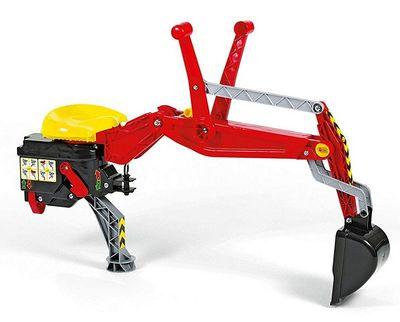 Rolly Toys Heckbagger 409327. Ковш для экскаватора.