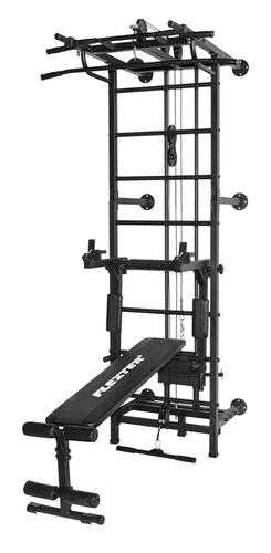 Формула здоровья Flexter Крафт SystemLight 3 в 1. Домашний спортивный комплекс.