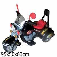 Bugati 6v Y043-H01060 Harley Davidson. Детский электромобиль-мотоцикл Bugati 6v Y043-H01060.