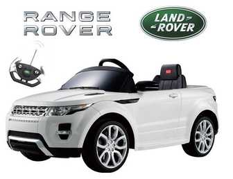 "Электромобиль Rastar ""Land Rover Evoque"" 12V (2 motors)  81400"