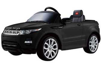"Электромобиль Rastar ""Land Rover Evoque"" 12V (2 motors) 81400"