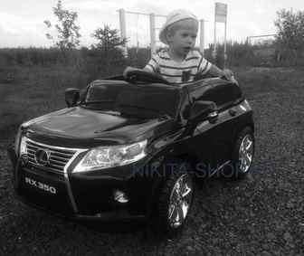 Электромобиль детский LEXUS RX 350 12V