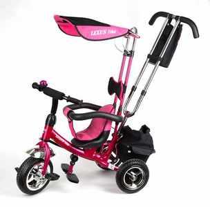 """Детский велосипед """"Lexus Trike """" 3-х колесный с управляемой ручкой"""