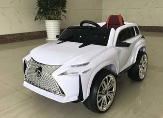 Электромобиль LEXUS E111KX на резиновых колесах
