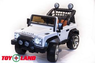 Детский электромобиль LR DK-F006 с пультом управления
